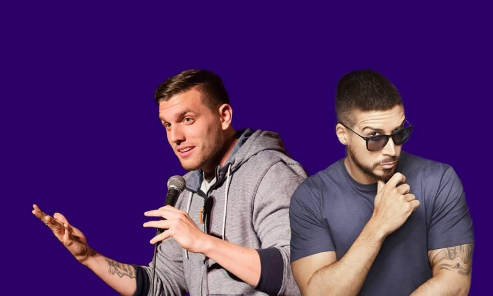 Late Night Whenever, with The Jersey Shore's Vinny Guadagnino and Chris Distefano