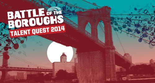 2014 Battle of the Boroughs: The Contestants