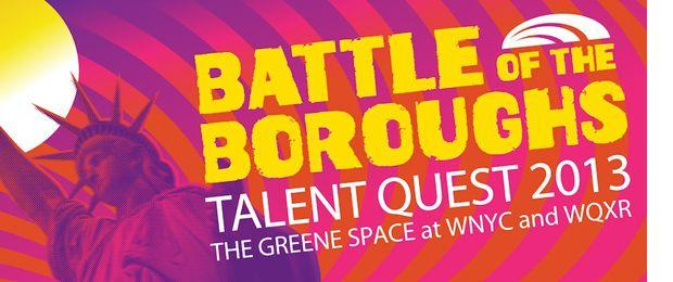 Watch Live and Vote: 2013 Ultimate Battle of the Boroughs