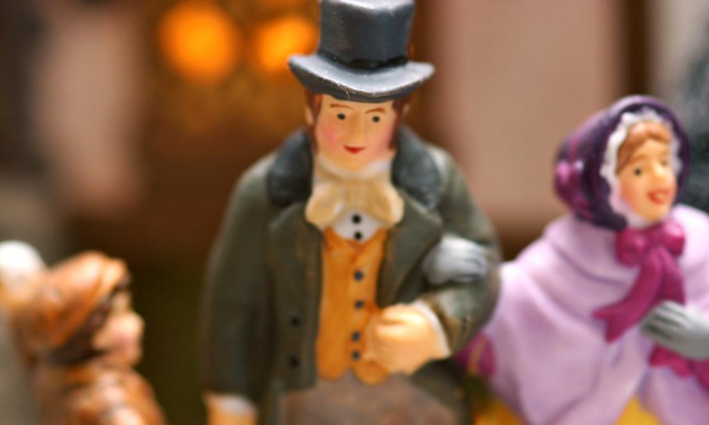 Actor Brian Cox Stars as Scrooge in 'A Christmas Carol: A Radio Drama'