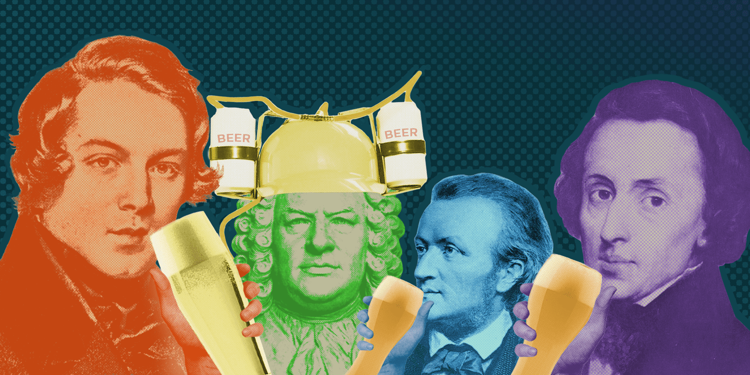 Classical Beer Jam: Mainly Mozart