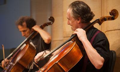 The Emerson String Quartet Performs Tchaikovsky's Souvenir de Florence