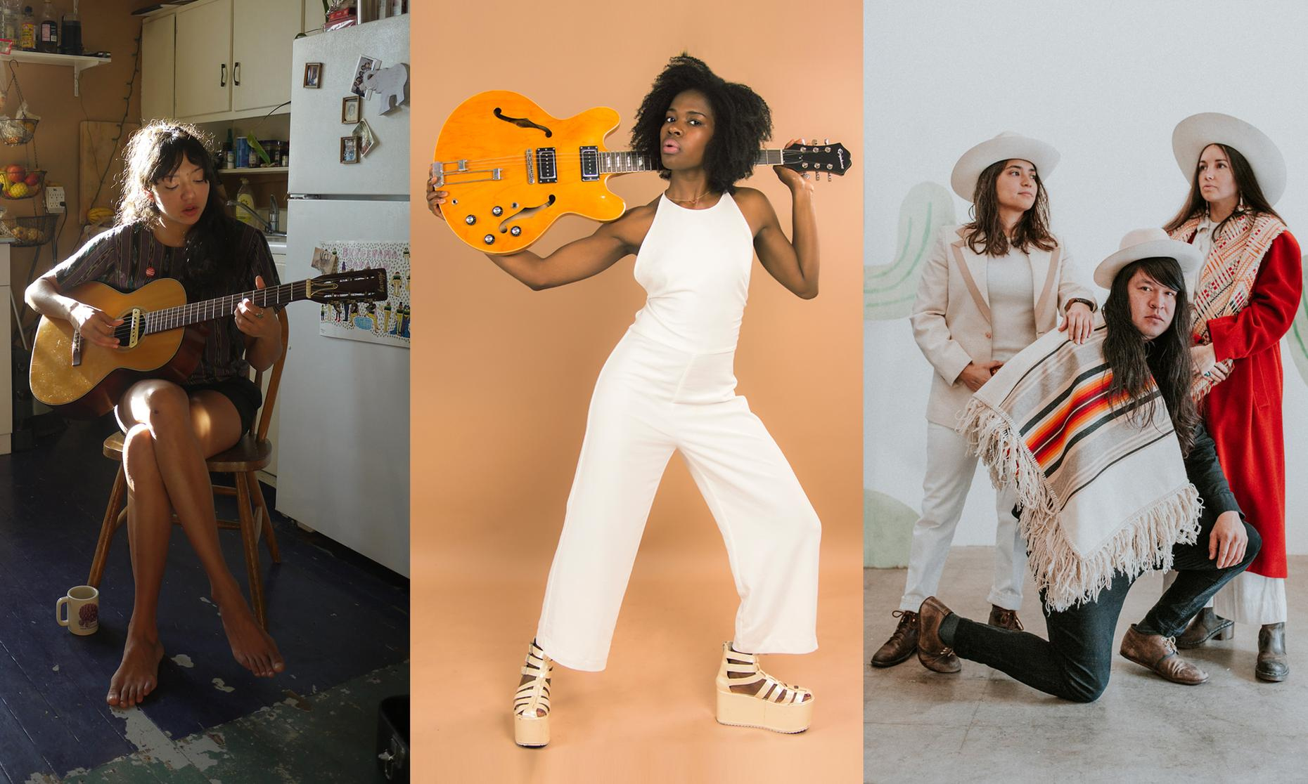 She Shreds: A Celebration of Women Guitarists