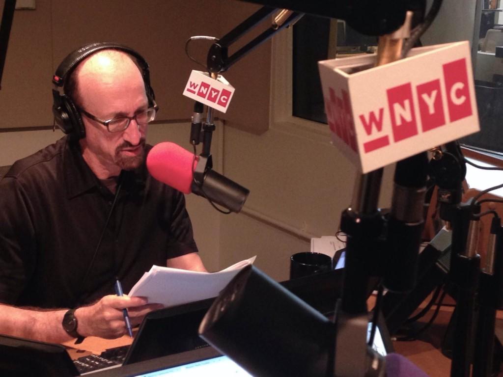 WNYC host Brian Lehrer