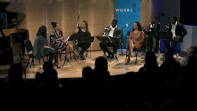 EMANCIPATION 150: Imani Winds Perform 'Homage to Duke' Live in The Greene Space