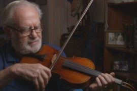From the documentary 'Joe's Violin.'