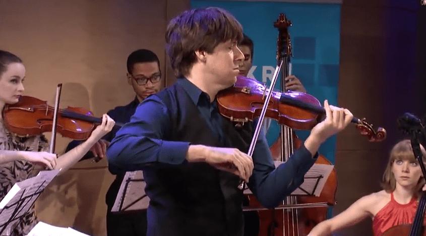 WQXR Presents Joshua Bell