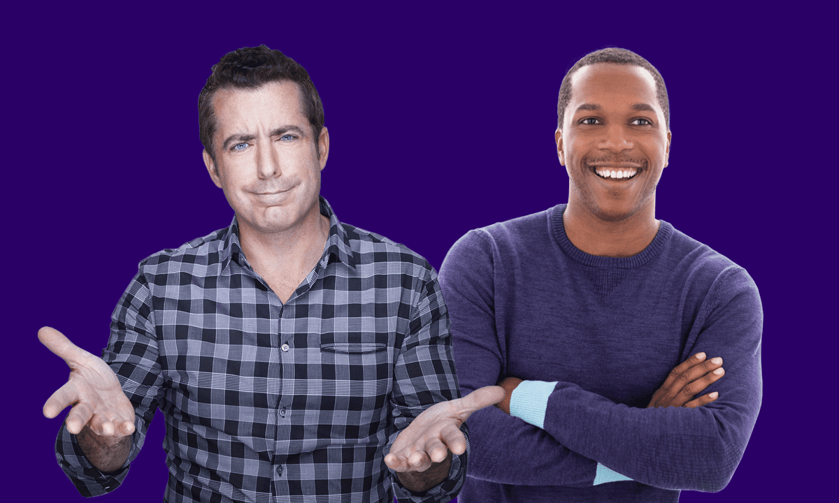 Late Night Whenever with Leslie Odom, Jr. and Jason Jones