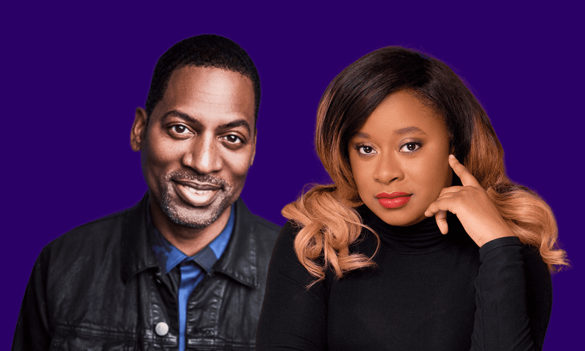 Late Night Whenever with Phoebe Robinson and Tony Rock