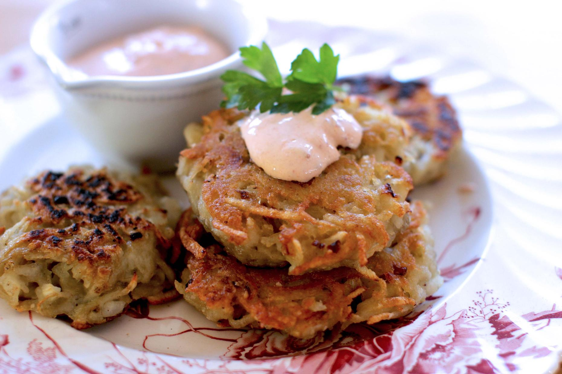 Brush Up Your Latkes with Michael Solomonov, Steven Cook and Deb Perelman