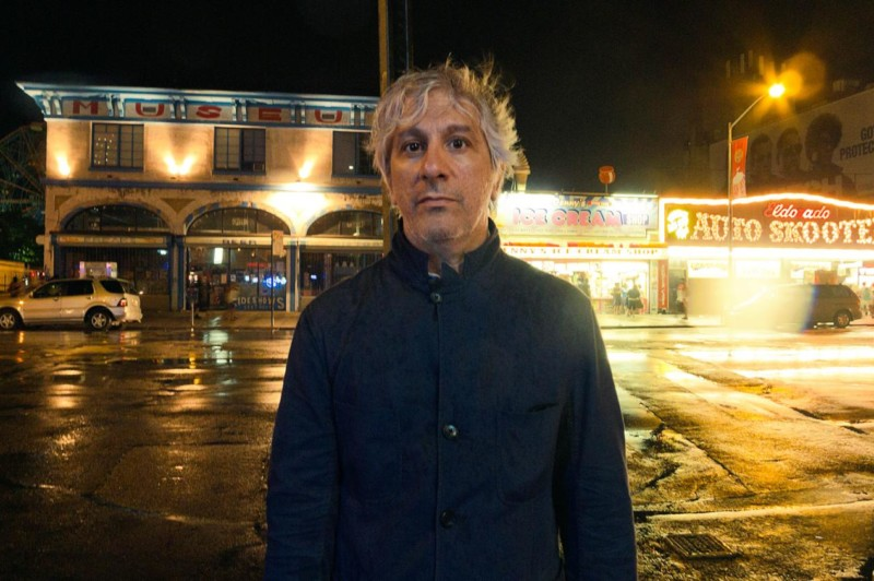 Sonic Youth's Lee Ranaldo's new album 'Last Night On Earth' is out Oct. 8.