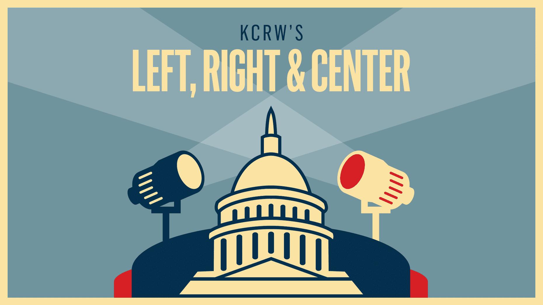 KCRW's Left, Right & Center Live from New York