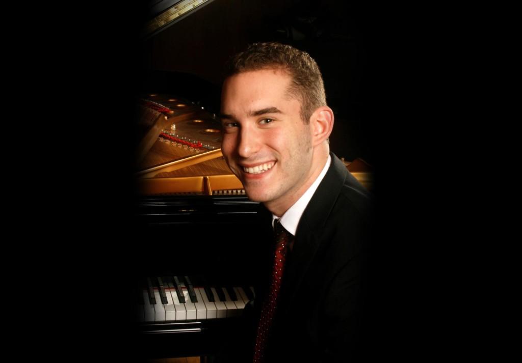 Pianist Mackenzie Melemed