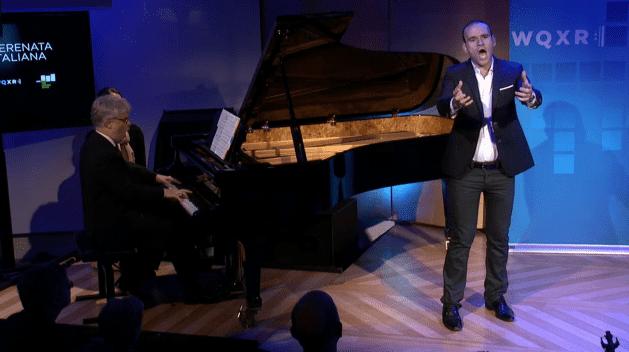 WQXR Presents 'Serenata Italiana' with Michael Fabiano