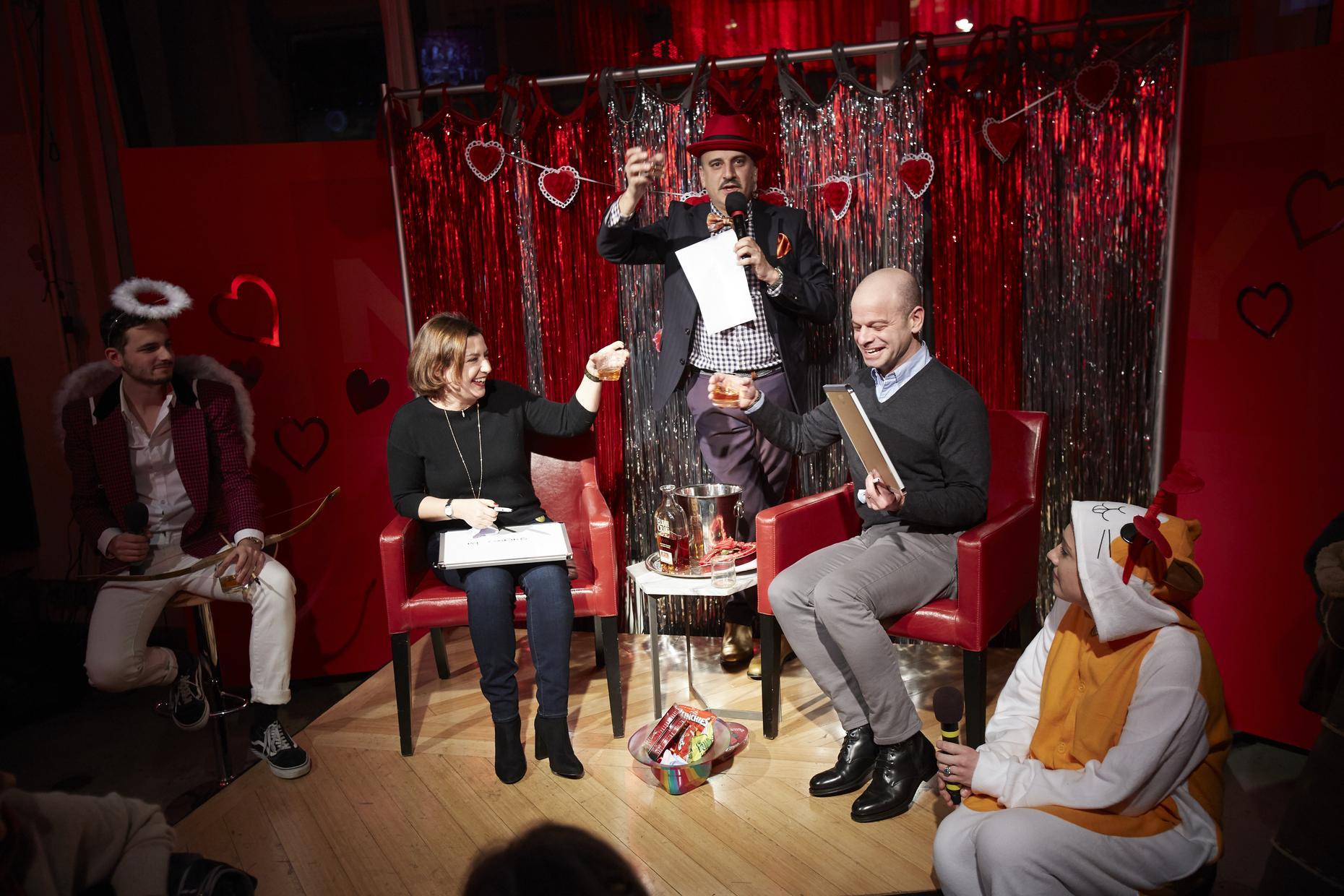 44 Charlton, Season 3 Premiere: Nellie McKay, LubDub Theatre, Witness Relocation