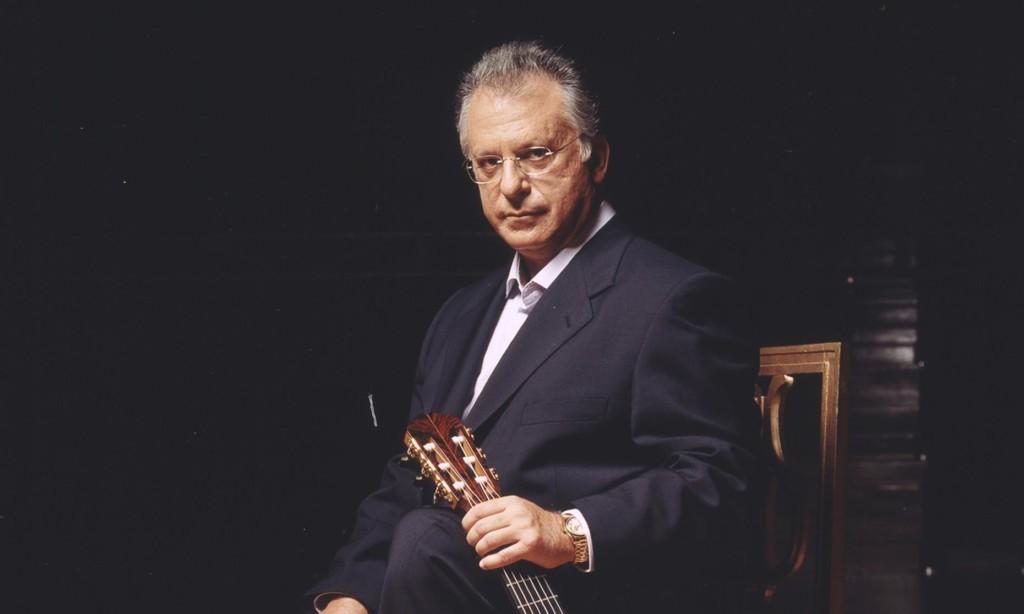 Guitarist Pepe Romero