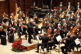 Detroit Symphony's first concert after a six-month strike