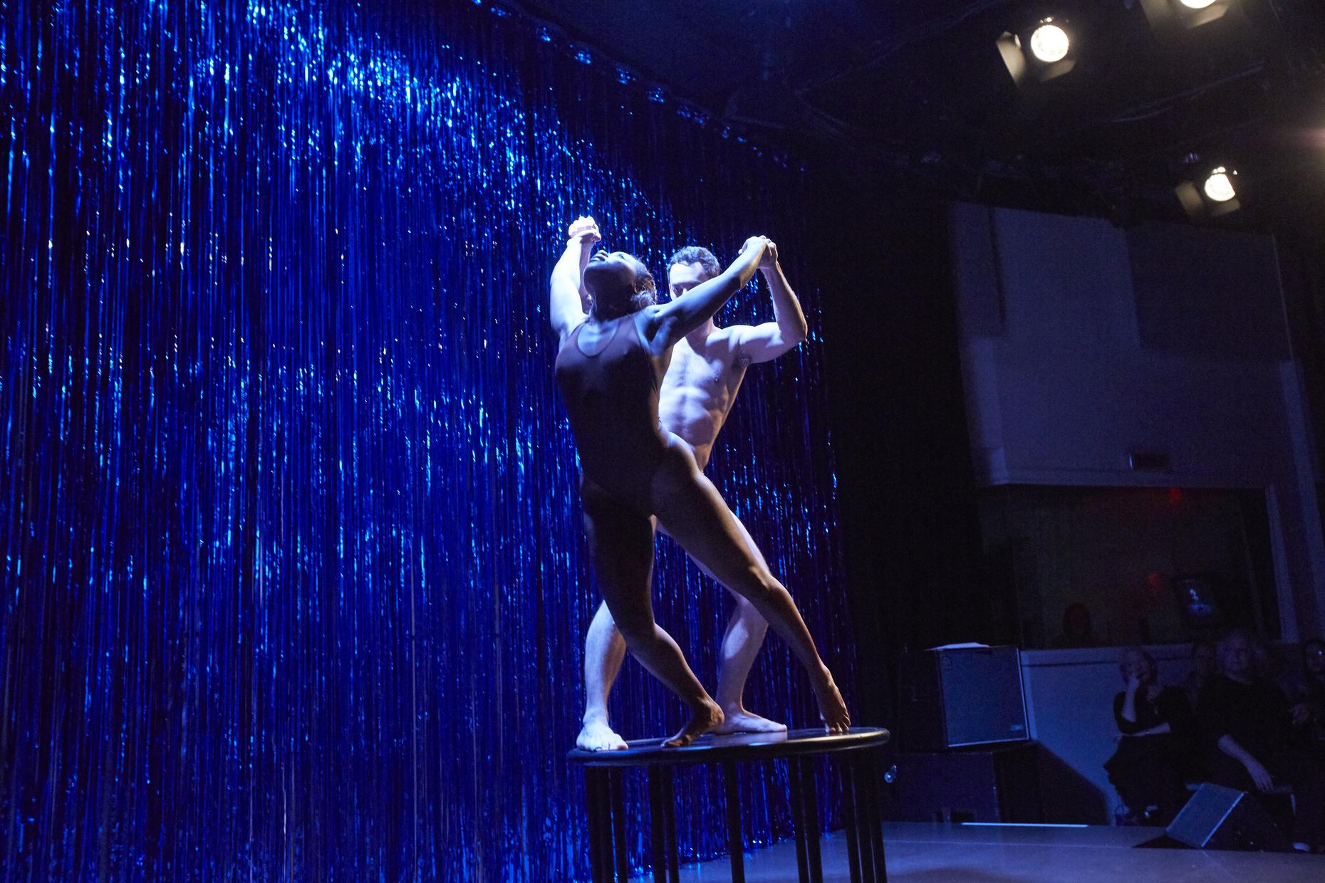 Short Cuts: Kaila Mullady, Mrs. Smith, DREAM Ring and Pilobolus