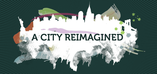 A City Reimagined 2011 banner image