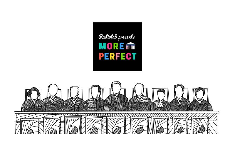 Podcast Mixtape: Radiolab Presents More Perfect