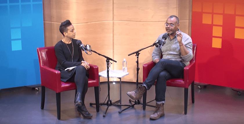 WNYC Presents a Conversation with Editor Chris Jackson