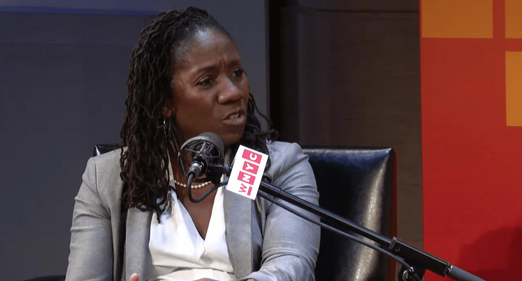 Watch: Keli Goff Talks SCOTUS and the Next POTUS