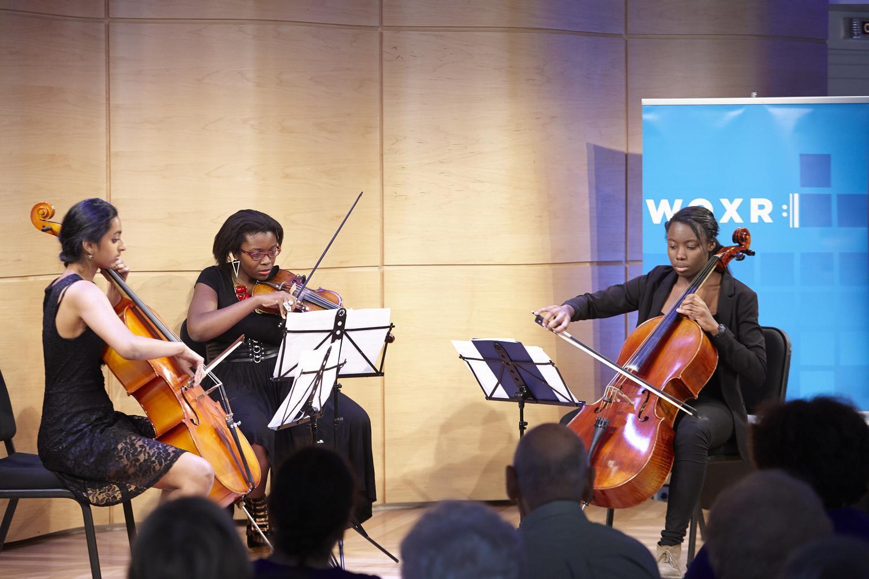 WQXR Presents Summer Arts Institute Concert