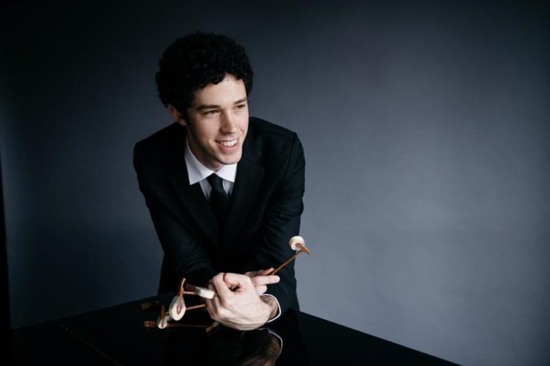 Pianist Tomer Gewirtzman.
