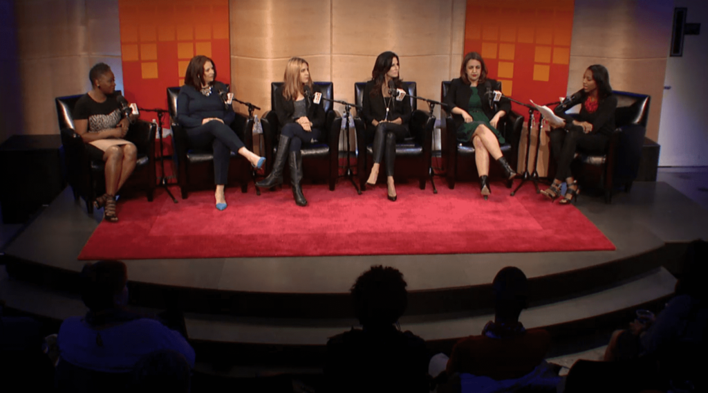 Political Party host Keli Goff convenes a panel to talk about the issues that matter to women in the 2016 election