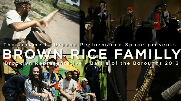 Behind the Music: Brown Rice Family
