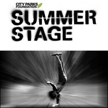 SummerStage Dance Talks