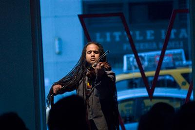Inaugural Concert: Look Back at Daniel Bernard Roumain's Opening Performance at The Greene Space