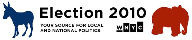 Election 2010 banner