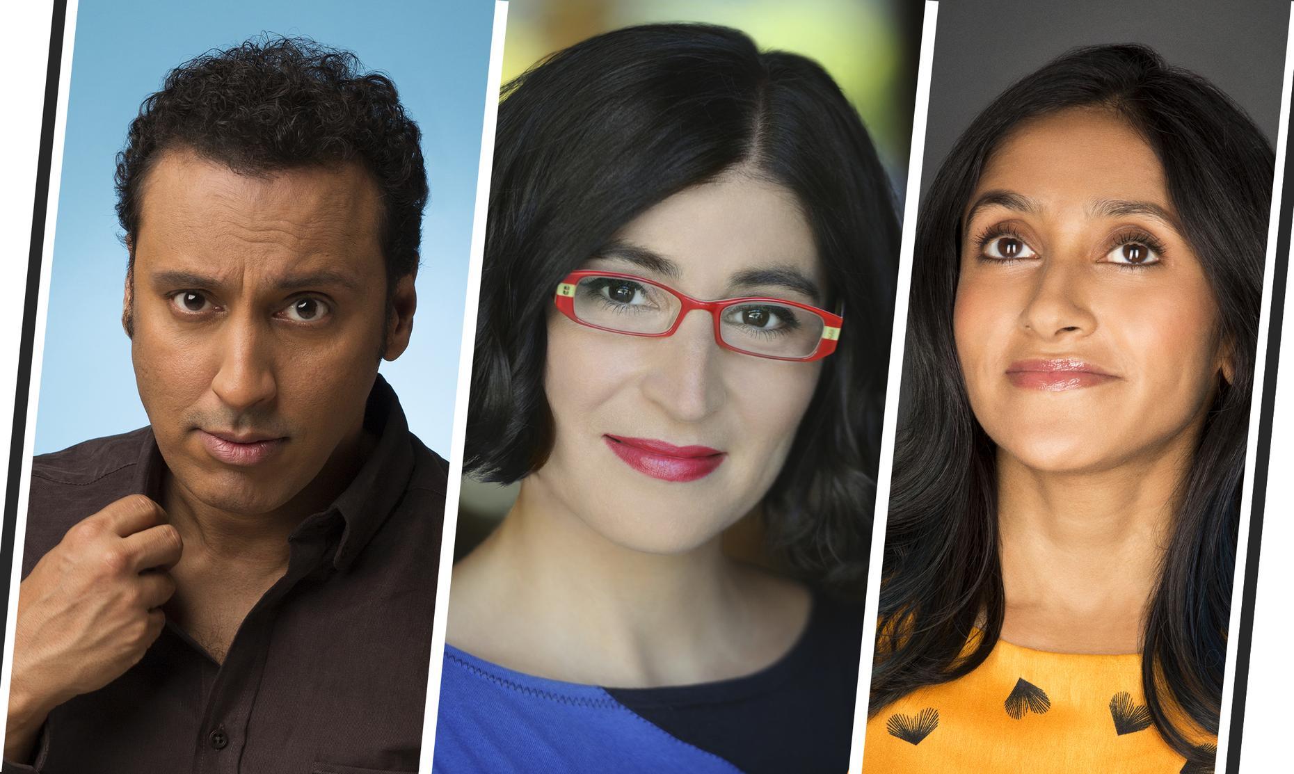 Fake the Nation Live with Negin Farsad, Aasif Mandvi and Aparna Nancherla