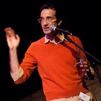 Radiolab host Jad Abumrad