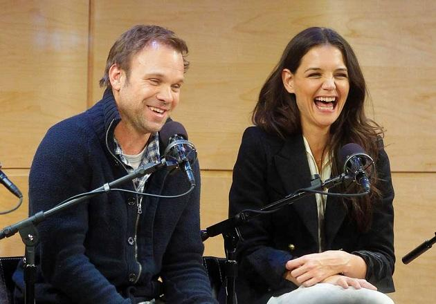 Norbert Leo Butz, Katie Holmes and Cast Give an Inside Look at 'Dead Accounts'