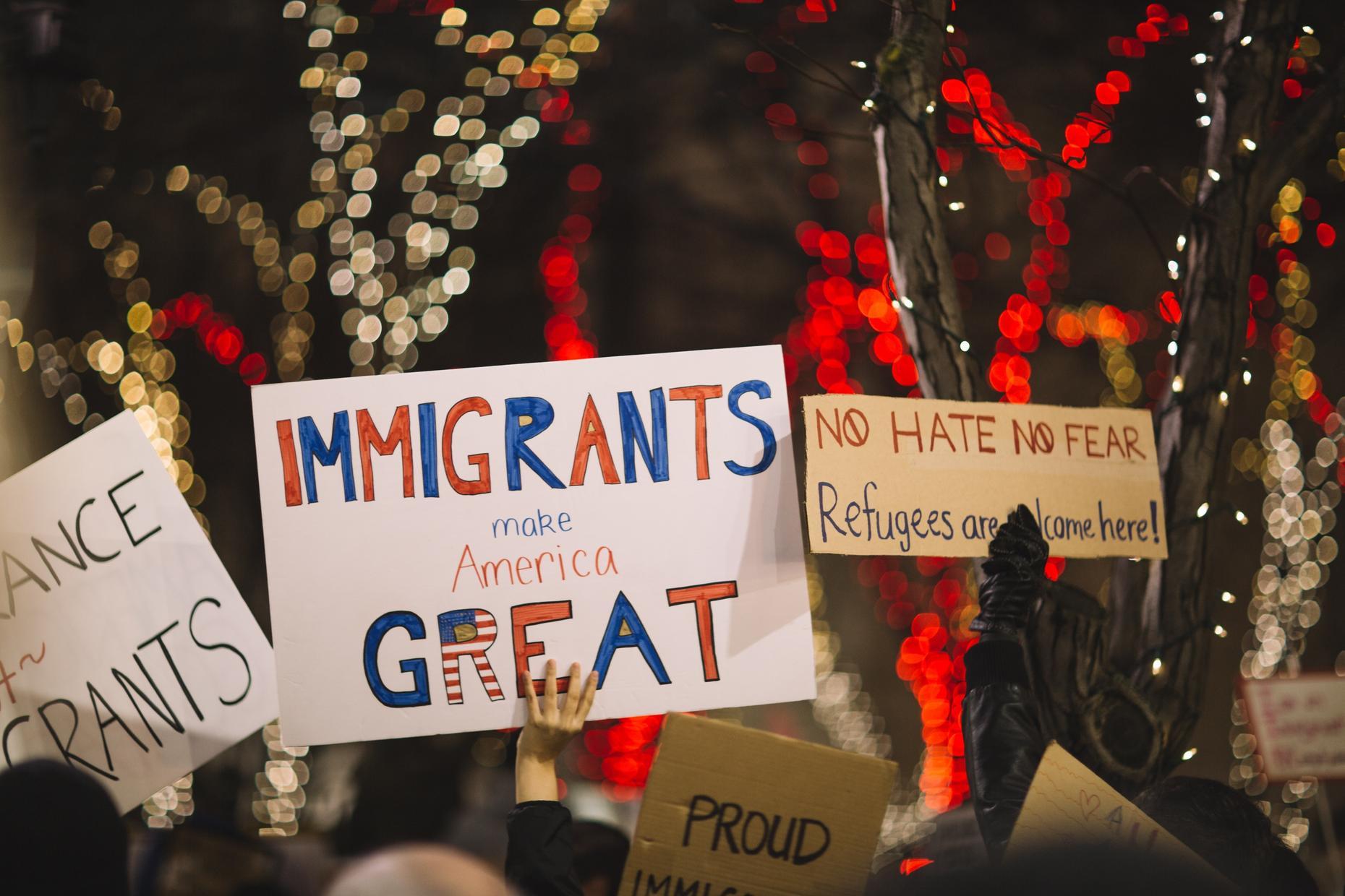 Citizenship Now: Immigration