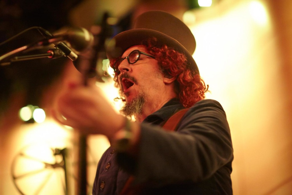 Primus' Les Claypool performs the music of Willy Wonka live on Soundcheck in the Greene Space.