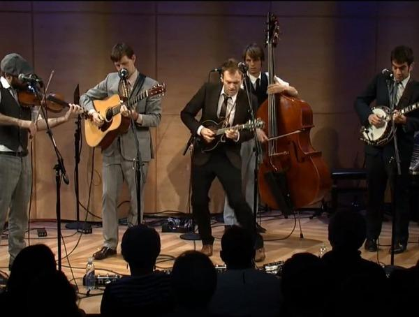 Punch Brothers: 'This Girl'