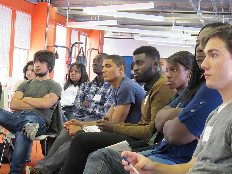 Video: Race and Changing the Culture of Tech