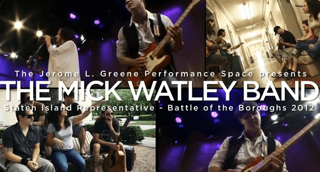 Behind the Music: The Mick Watley Band