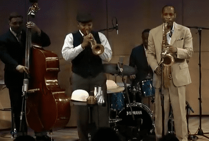 Wynton Marsalis and Members of Jazz at Lincoln Center Orchestra
