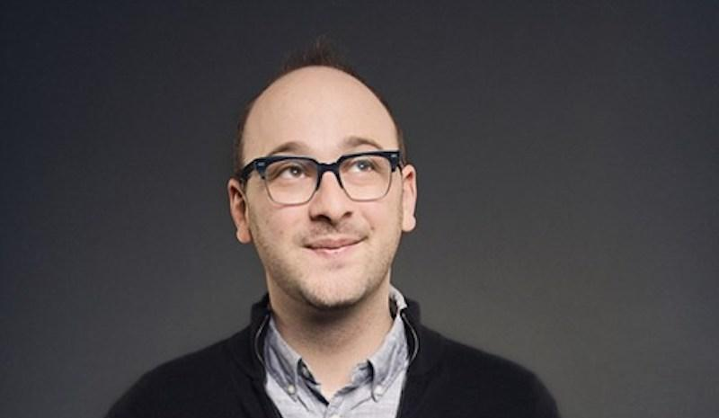 Comedian Josh Gondelman (Photo by Mindy Tucker)