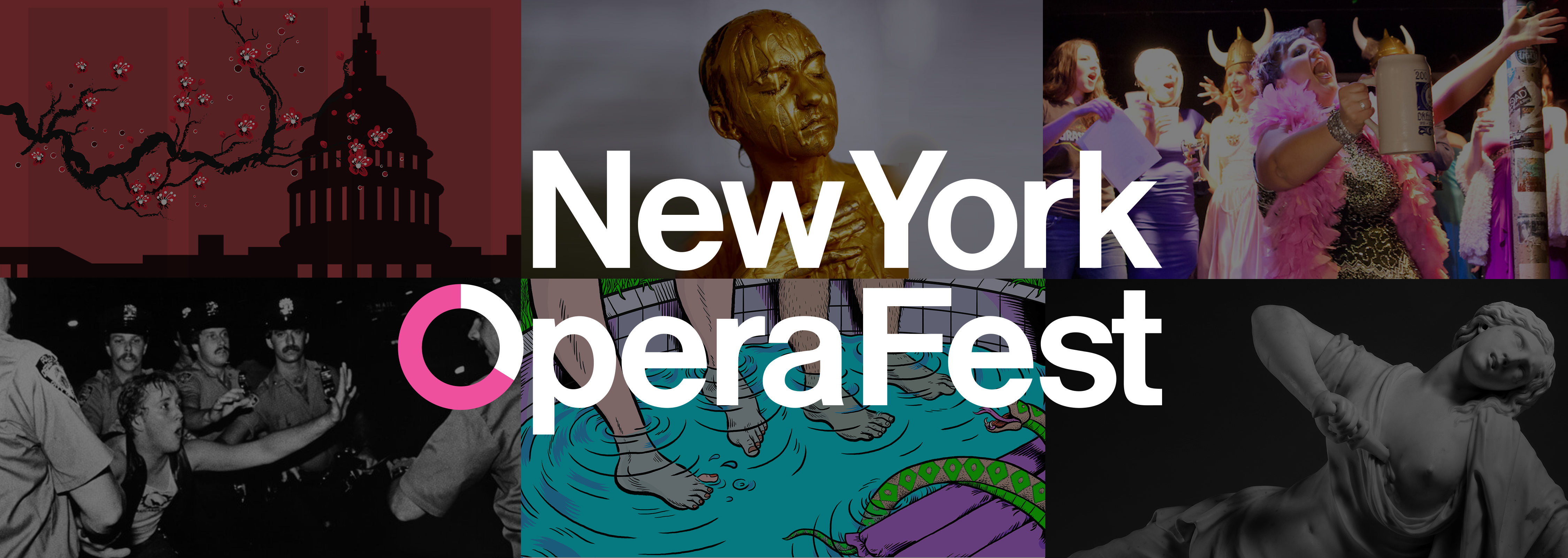 The New York Opera Festival World Premiere