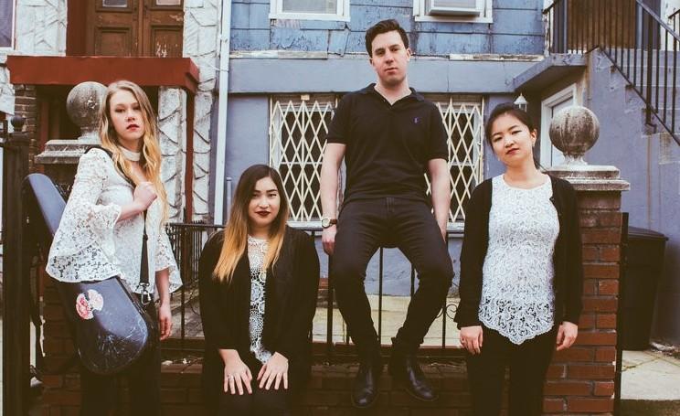 WQXR's Midday Masterpieces: The Ulysses Quartet