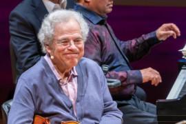 Photo of Itzhak Perlman