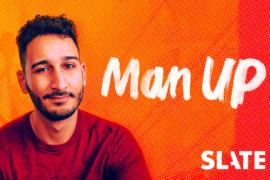 Logo for Man Up