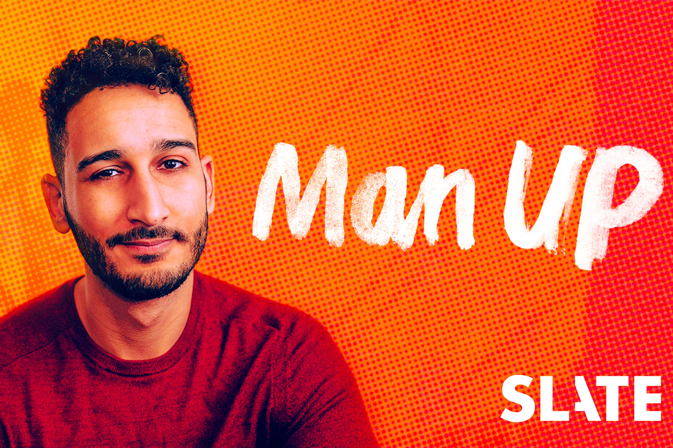 Logo for Man Up