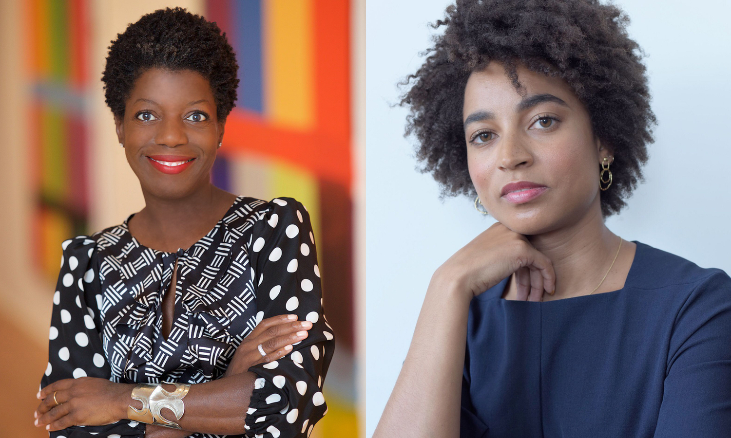 Black Icons of Art: Thelma Golden and Rujeko Hockley
