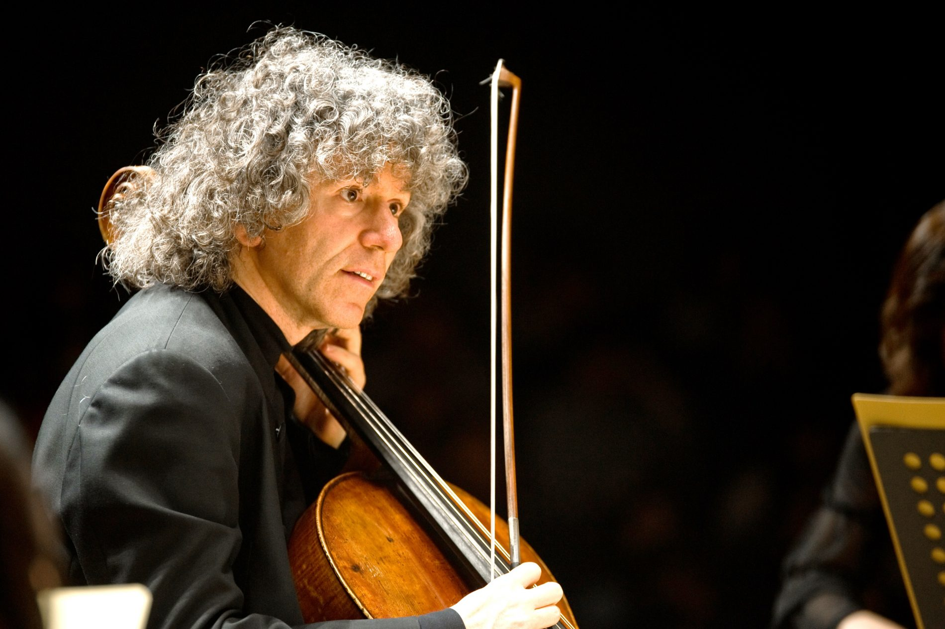 Classical Up Close: Steven Isserlis